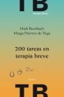 200 Tareas En Terapia Breve Cover Image