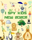 I Spy Kids New 2020 !!: This book 2 in 1: Fun game for