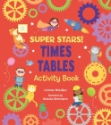 Super Stars! Times Tables Activity Book Cover Image