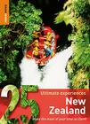 New Zealand (Rough Guide 25s) Cover Image