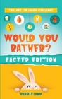 The Laugh Challenge - Would You Rather? Easter Edition: A Hilarious and Interactive Easter-Themed Question Game for Kids & Family: Easter Basket Stuff Cover Image
