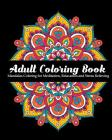 Adult Coloring Book: Mandalas Coloring for Meditation, Relaxation and Stress Relieving 50 mandalas to color, 8 x 10 inches Cover Image