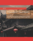 Mandarin Numbers: Exercise book to practise writing Chinese numbers Cover Image