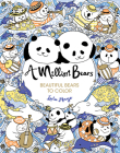 A Million Bears, Volume 3: Beautiful Bears to Color Cover Image