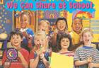 We Can Share at School (Learn to Read) Cover Image