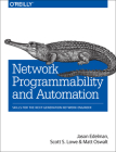 Network Programmability and Automation: Skills for the Next-Generation Network Engineer Cover Image