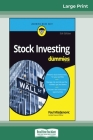 Stock Investing For Dummies, 5th Edition (16pt Large Print Edition) Cover Image