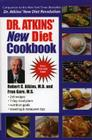 Dr. Atkins New Diet Cookbook Cover Image