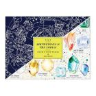 Birthstones & the Zodiac 2-sided 500 Piece Puzzle Cover Image