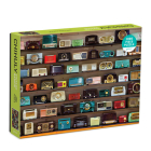 Chihuly Vintage Radios 1000 Piece Puzzle Cover Image