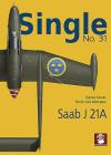 SAAB J 21a Cover Image