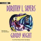 Gaudy Night (Lord Peter Wimsey Mysteries (Audio)) Cover Image