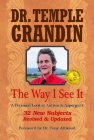 The Way I See It: A Personal Look at Autism & Asperger's: 32 New Subjects Cover Image
