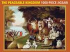 The Peaceable Kingdom by Edward Hicks: 1000-Piece Puzzle Cover Image