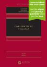 Civil Procedure: A Coursebook [Connected eBook with Study Center] (Aspen Casebook) Cover Image