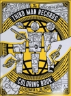 Third Man Records Coloring Book Cover Image