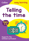 Collins Easy Learning Age 7-11 — Telling Time Ages 7-9: New Edition Cover Image