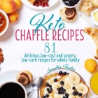 Keto Chaffle Recipes Cover Image