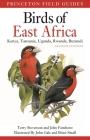 Birds of East Africa: Kenya, Tanzania, Uganda, Rwanda, Burundi Second Edition Cover Image