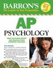Barron's AP Psychology with CD-ROM Cover Image