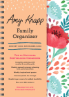2022 Amy Knapp's Family Organizer: August 2021-December 2022 Cover Image