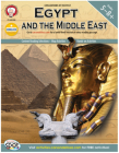 Egypt and the Middle East, Grades 5 - 8 (World History) Cover Image