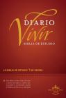Biblia de Estudio del Diario Vivir Rvr60 Cover Image