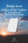 Pirkei Avot - Ethics of the Fathers: With Interpretation Of Rabbeinu Yonah Cover Image