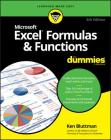 Excel Formulas & Functions for Dummies Cover Image