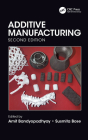 Additive Manufacturing, Second Edition Cover Image