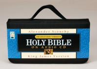 Scourby Bible-KJV-Dramatized Cover Image