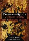 Demons and Spirits in Biblical Theology Cover Image