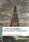 T&t Clark Handbook of Septuagint Research Cover Image