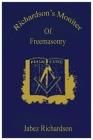Richardson's Moniter Of Freemasonry Cover Image