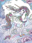 Magical Unicorn Notebook Cover Image