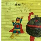 Adventures of A-Man Cover Image