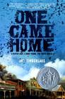 One Came Home (Newbery Medal - Honors Title(s)) Cover Image