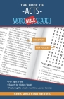 The Book of Acts: Bible Word Search (Seek and Find #4) Cover Image