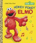 Hokey Pokey Elmo (Sesame Street) (Little Golden Book) Cover Image