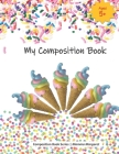 My Composition Book: Confetti Draw and Write Composition Book to express kids budding creativity through drawings and writing Cover Image