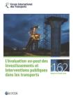 Les Rapports de Table Ronde Du Fit l'Évaluation Ex-Post Des Investissements Et Interventions Publiques Dans Les Transports Cover Image