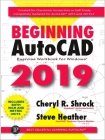 Beginning Autocad(r) 2019 Exercise Workbook Cover Image