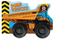 Zippy Wheels: Dump Trucks Cover Image