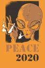 Peace Pocket Calendar: Pocket Calendar, Taschenkalender, calendrier de poche, calendario de bolsillo, calendario tascabile for 2020 Cover Image