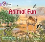 Animal Fun: Band 0/Lilac (Collins Big Cat Phonics) Cover Image