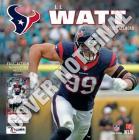 Houston Texans J.J. Watt 2019 12x12 Player Wall Calendar Cover Image