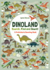 Dinoland: A Prehistoric Counting Book Cover Image