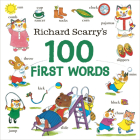 Richard Scarry's 100 First Words Cover Image