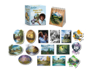 Bob Ross: Happy Little Magnets (RP Minis) Cover Image