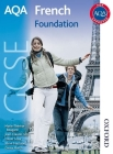 Aqa French GCSE Foundation Student Book Cover Image